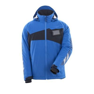 Mascot 18035 Winterjack azur blauw/donker marine