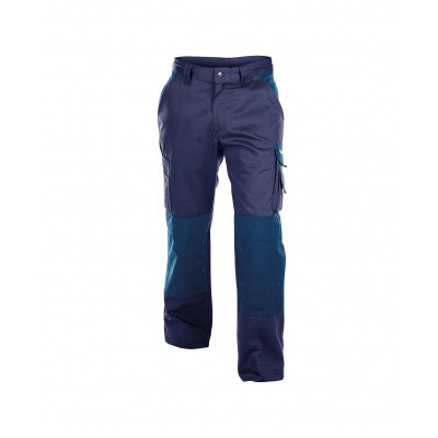 Foto van Dassy broek BOSTON | 200426 | marineblauw/korenblauw