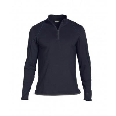 Foto van Dassy t-shirt SONIC | 710012 | nachtblauw/antracietgrijs
