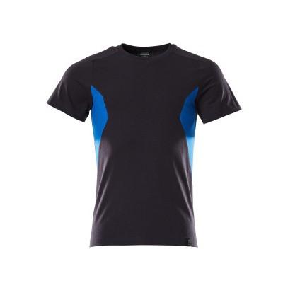Foto van Mascot 18082-250 T-shirt donker marine/azur blauw