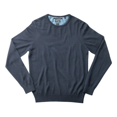 Foto van Knitted Jumper round neck, with merino w