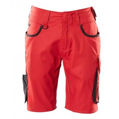 Foto van Shorts, lichtgewicht | 18349-230 | 0209-rood/zwart