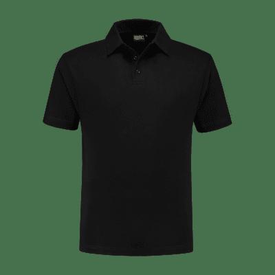Foto van Indushirt PO 200 (OCS) Polo-shirt zwart