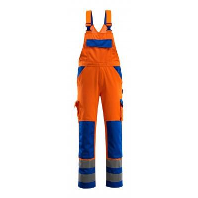 Mascot Barras | 7169-860 | 01411-hi-vis oranje/korenblauw