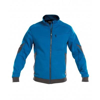 Foto van Dassy sweater VELOX | 300450 | azuurblauw/antracietgrijs