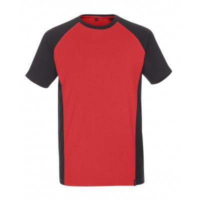Mascot Potsdam t-shirt| 50567-959 | 0209-rood/zwart