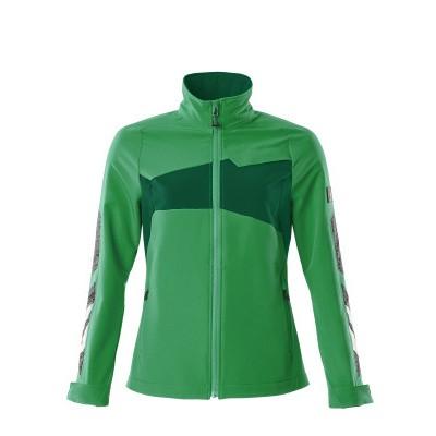 Mascot 18008 jack, dames, stretch, lichtgewicht gras groen/groen