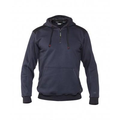 Foto van Dassy sweater INDY | 300318 | nachtblauw/zwart