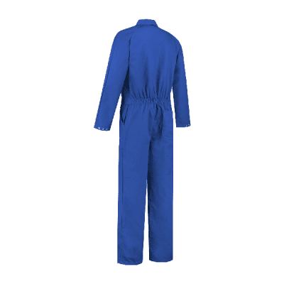 Bestex kinderoverall polyester/katoen| KOV6535 | 011-korenblauw