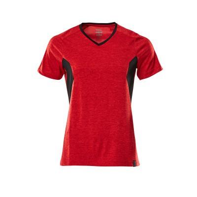 Mascot 18092-801 T-shirt signaal rood/zwart