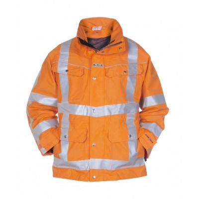Hydrowear Franeker parka rws | 04026005P-14 | oranje