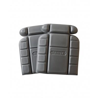 Foto van Dassy kniestukken NOTUS | 800013 | cementgrijs