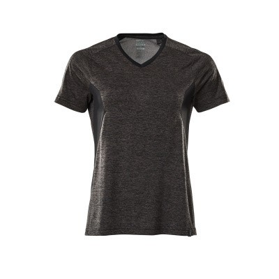 Mascot 18092-801 T-shirt donker antraciet/zwart