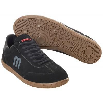 Sneakers met veters | F0900-907 | 09-zwart