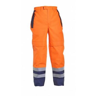Foto van Hydrowear Melle broek multinorm | 043429-141 | oranje/marine