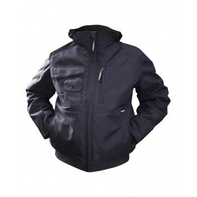 Dassy jas AUSTIN | 500098 | nachtblauw/zwart