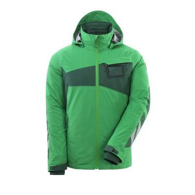 Mascot 18001 Outdoor shell jack, lichtgewicht, waterdicht gras groen/groen