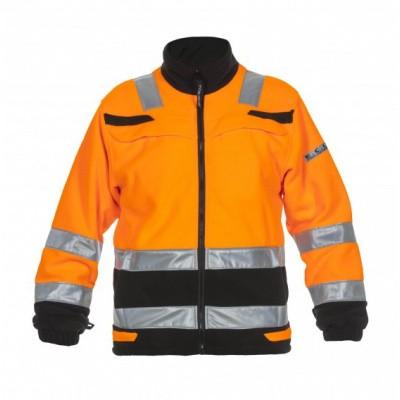 Hydrowear Torgau fleecejack EN471 | 04026026-149 | oranje/zwart