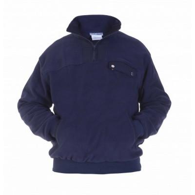 Hydrowear Toronto fleecesweater | 04025993-1 | marine