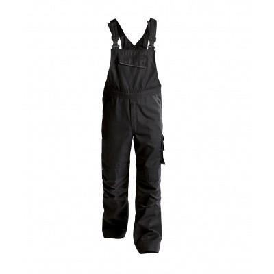 Dassy bretelbroek BOLT | 400149 | zwart/antracietgrijs