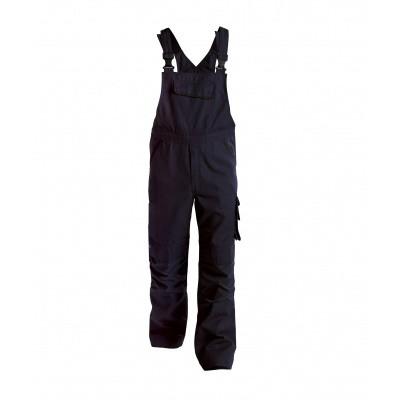 Dassy bretelbroek BOLT   400149   nachtblauw/zwart