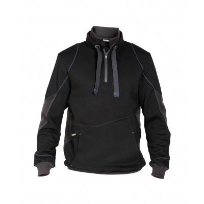Dassy sweater STELLAR | 300394 | zwart/antracietgrijs