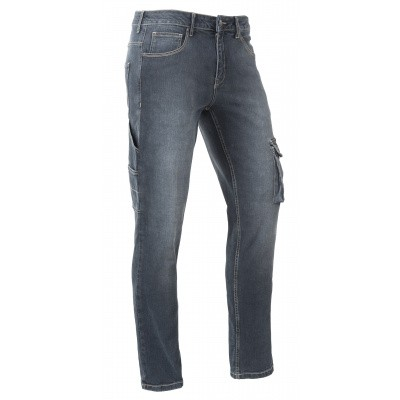 Foto van David| jeans | 1.3650R12001|mid blue denim