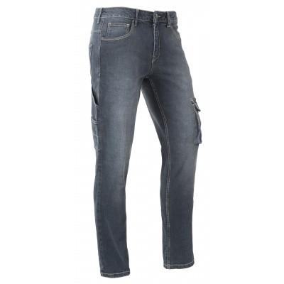 Foto van Brams Paris David | jeans | 1.3650R12001 | mid blue denim