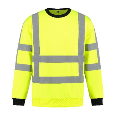 Foto van Sweatshirt RWS 100% polyester| SWRWS100 | 017-geel
