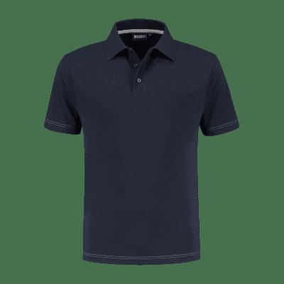 Foto van Indushirt PS 200 Polo-shirt marine