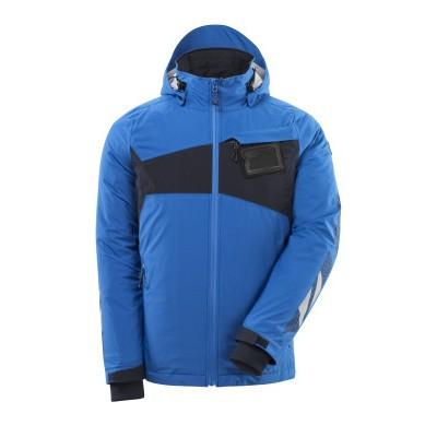 Mascot 18001 Outdoor shell jack, lichtgewicht, waterdicht azur blauw/donker marine