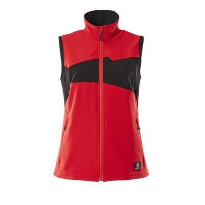 Mascot 18375-511 Bodywarmer signaal rood/zwart
