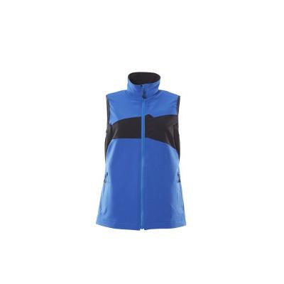 Mascot 18375-511 Bodywarmer azur blauw/donker marine