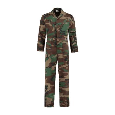 Foto van Bestex kinderoverall polyester/katoen| KOV6535 | 0C03-camouflage