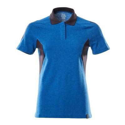Mascot 18393-961 Poloshirt azur blauw/donker marine