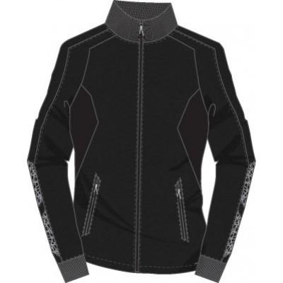 Mascot 18494-962 Sweatshirt met rits donker antraciet/zwart