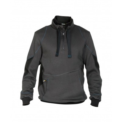Dassy sweater STELLAR | 300394 | antracietgrijs/zwart