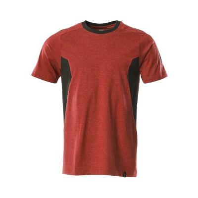 Foto van Mascot 18382-959 T-shirt signaal rood/zwart
