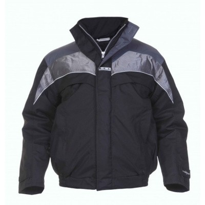 Hydrowear Kaprun pilotjack | 04020618-988 | zwart/grijs