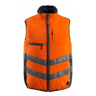 Foto van Mascot Grimsby | 15565-249 | 014010-hi-vis oranje/donkermarine