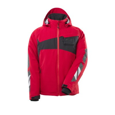 Mascot 18335-231 Winterjack signaal rood/zwart