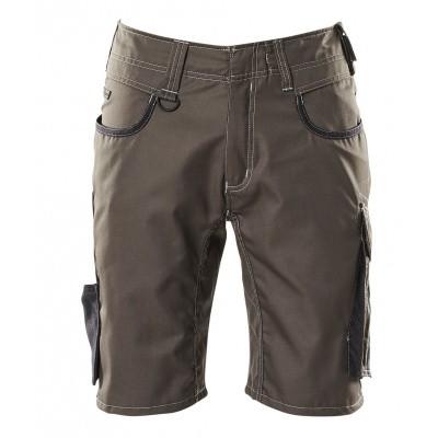 Shorts, lichtgewicht | 18349-230 | 01809-donkerantraciet/zwart