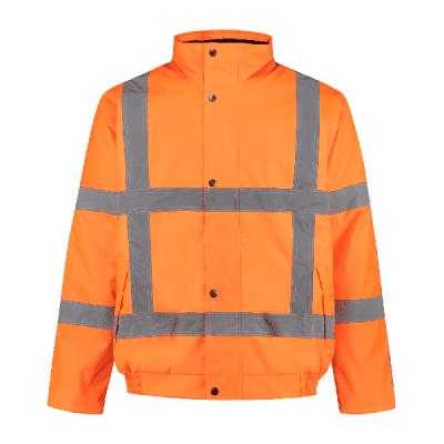 Foto van Pilotjack RWS 100% polyester| JSRWS100 | 014-oranje