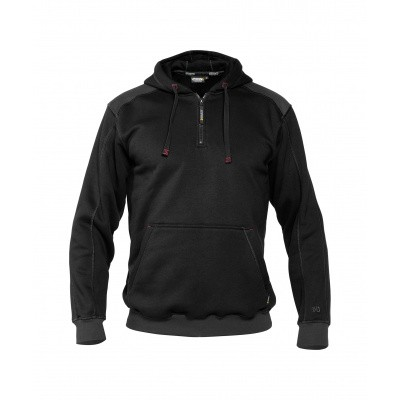 Foto van Dassy sweater INDY | 300318 | zwart/antracietgrijs