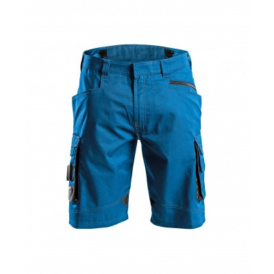 Dassy short COSMIC   250067   azuurblauw/antracietgrijs