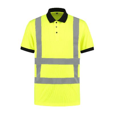 Foto van Poloshirt RWS 100% polyester| PSRWS100 | 017-geel