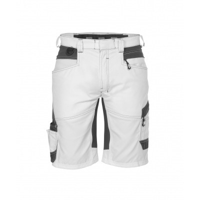 Dassy short AXIS | 250090 | wit/antracietgrijs