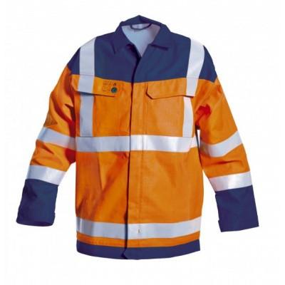 Foto van Hydrowear Madrid jas multinorm | 043424-141 | oranje
