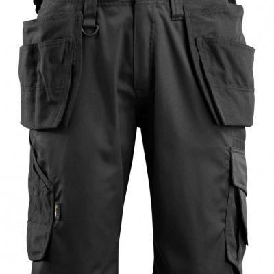 Mascot Olot werkshorts met spijkerzakken 16049-230 donkermarine, C52