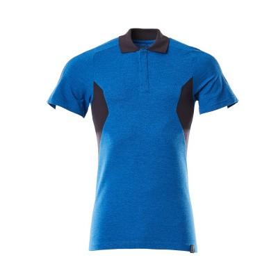 Mascot 18383-961 Poloshirt azur blauw/donker marine